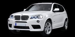 BMW X5 30sd parts