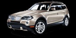 BMW X3 30si parts