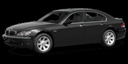 BMW 730li parts