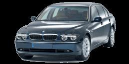 BMW 740d parts