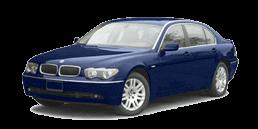 BMW 745li parts