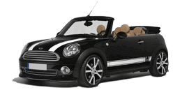MINI Cooper Comvertible parts