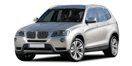BMW X3 sdrive 18d parts