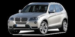 BMW X3 sdrive 18d parts