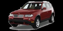 BMW X3 xdrive 25i parts